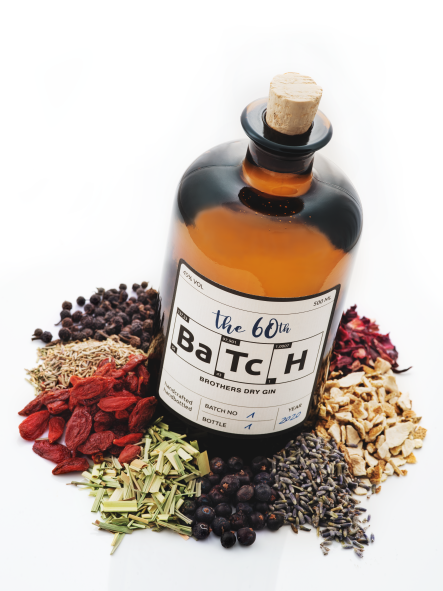 The 60th Batch Dry Gin